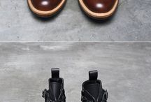 Leather Shoes/Boots