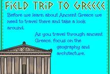 Grade 7 -ancient greece