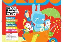OKIDO Digital 29 / Okido 29 is all about machines!  / by OKIDO Magazine