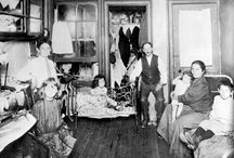 Tenement living / I'm the curator at the Tenement Museum. Here are some of the stories behind the museum's apartments.