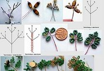 bead patterns tree / by Luisa Breglia