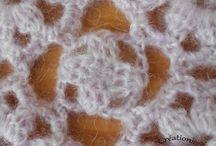 Techniques au crochet