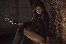 Models / Alcuni scatti di una Fotografa bravissima  Kristina Kazarina che potrete ammirare su 500px