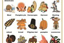 English: Voca Thanksgiving