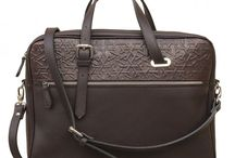 Men´s Bags / New collection of leather bags for men