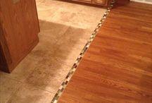 Floors,Countertops & Fixtures