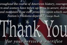 Memorial Day / Thank you