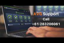 AVG Support