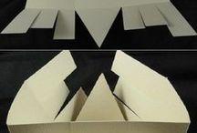 Cestas de papelão