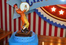 decoracao circo / by Maria izilda