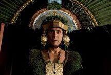 Maya/Aztek/inca/Amerindiens