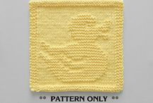 Knitting cloth