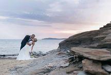 Andros Island Beachfront Wedding in Greece