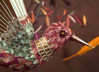 paper craft / by Ana Karen Garzón P