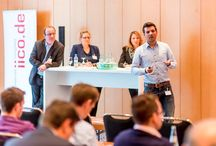 Das war die iico 2014 / Über 400 Teilnehmer der iico2014 Konferenz nahmen Wissen für die alltägliche Arbeit im Online Business mit nach Hause. Wir waren mit unseren Referenten ebenfalls vor Ort. Hier ein paar Eindrücke. Danke an Infopark AG für das Bildmaterial.