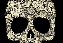 Skulls  / by Céline Viallefont-Decreuze