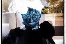 Nuove Vetrine S/S 2014 / Le nostre nuove vetrine al Centergross, creazioni di Barbara Tucci