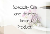 Specialty Gifts and Holiday Themed Products - Direct Sales Brands / Specialty gift ideas and Holiday Themed products from leading direct sales brands.