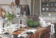 Port Edward dining room