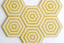 Tiles (Yellow)