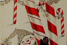 Vintage Christmas Graphics / A collection of vintage Christmas images