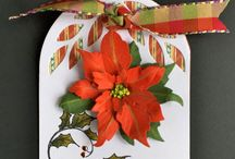 Susan's Garden Club - Holiday Projects / Holiday projects created with Susan's Garden Club. / by Elizabeth Craft Designs