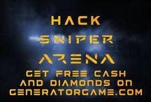 Sniper Arena - online shooter!
