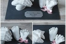 Hand casts