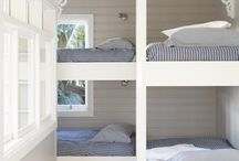 home // bunk rooms / by Lindsey Cheney