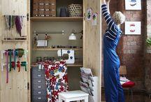 idée armoire  couture