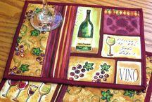Wine rugs / by Melinda King Bryant