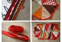 Vlaggen naaien