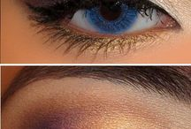 Eyeshadow & Eyeshadow Palettes / Dress up your eyes with pops of color!