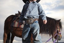 Little Britches / I just love these little guys and gals, all dressed up like somebody BIG, or in the case of a few of them, not dressed at all------      LITTLE BRITCHES can be an ATTITUDE---LOL. / by Karen Case