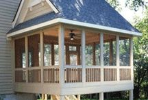 Screened-in porch ideas