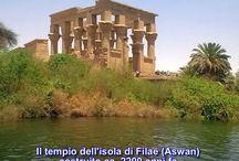 Aswan- Il tempio di Filae / www.elquseir.biz