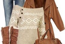 Cold Weather Style / by Joy Hill-Padilla