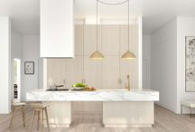 KITCHENS... / ARCHITECTURE : KITCHENS : COOKING