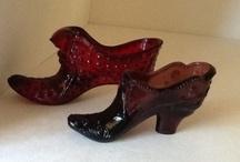 Ornamental shoes