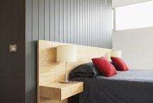 Dormitorio,deco y cabeceros