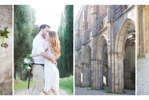 Wedding / Romantic wedding in Italy and abroad . Soft and refined heirloom pictures for lovely couples.