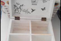 cajas para el te