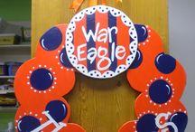 War Eagle Hey!!!!! / by Brenda Powell