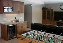 The Top 4 Basement Remodeling Project Considerations / When thinking about remodeling your basement to be more family-friendly, the possibilities are endless. Where do you start? We have compiled the most important ideas and considerations to make when building your perfect family space.