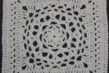 Blanket Squares/Stitch Patterns / by Katherine Lowe