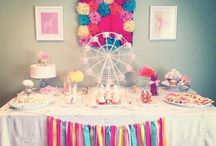 Showers/Birthday Parties / by Brittany Graver