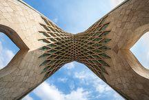 We love Iranian architecture