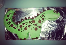 Dinosaur kids' party