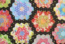 Hexies hexagons