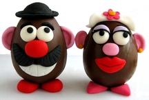 σοκολάτενιο αυγα